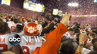Clemson Tigers Defeat Alabama in College Championship Game | Kholo.pk