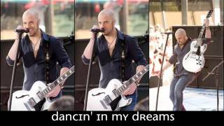 Daughtry Outta My Head lyrics