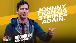 Jake Puts Terry on Blast for Not Having a Nemesis - Brooklyn Nine-Nine