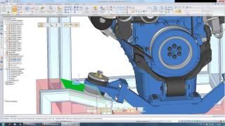 IDEAL PLM Проектирование металлоконструкций в Solid Edge