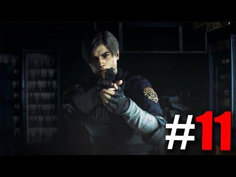ZÍSKAL JSEM UPGRADY NA ZBRANĚ! - Resident Evil 2 Remake #11