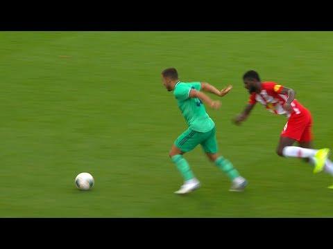 Eden Hazard vs Salzburg   First goal for Real Madrid HD 1080i