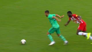 Eden Hazard vs Salzburg | First goal for Real Madrid HD 1080i