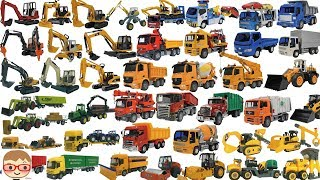 Lorry truck for children | Construction vehicles for kids | Excavator videos for children | Car toys
