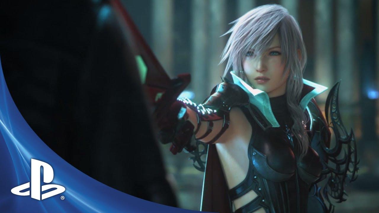 Lightning Returns: Final Fantasy XIII Gamescom Trailer