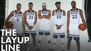 The Layup Line | 2019-20 Timberwolves Season Preview