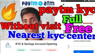 paytm kyc point near me - Free video search site - Findclip Net