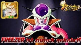 FREEZER ist zurück gekehrt! Mit Super Saiyajin Ausrüstung! :D Looten! | Dragon Ball Legends Deutsch