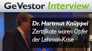 """""""Zertifikate waren die Opfer der Lehman-Krise"""" – 10 Jahre Deutscher Derivate-Verband"""