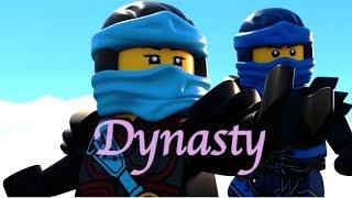 Dynasty - Ninjago (Jay And Nya) Tribute