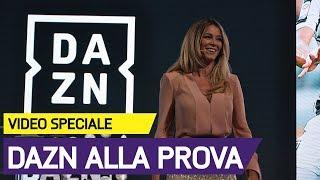 DAZN: la presentazione milanese con Diletta Leotta e prima prova del nuovo servizio di streaming