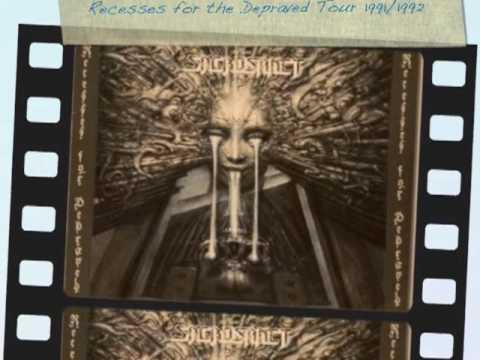 Sacrosanct - The Silence of Being online metal music video by SACROSANCT