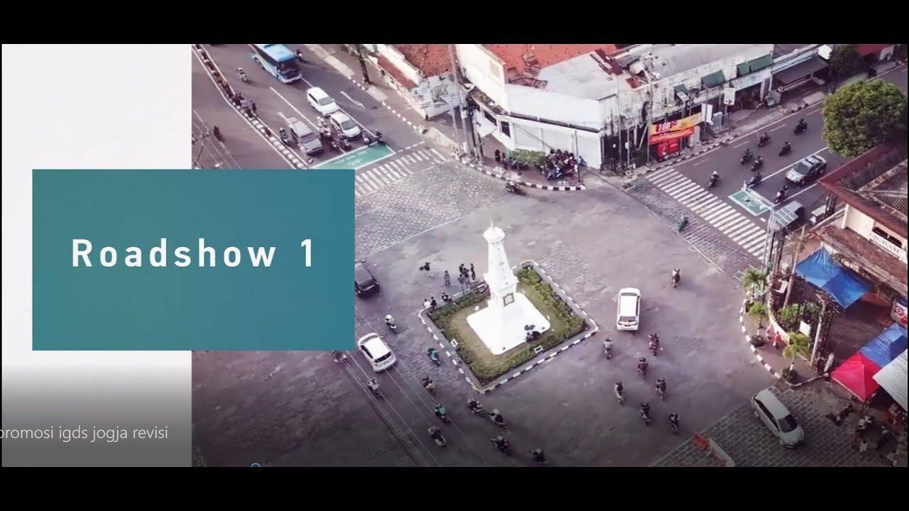 Roadshow 1 : Sosialisasi Indonesia Good Design Selection (IGDS) 2019