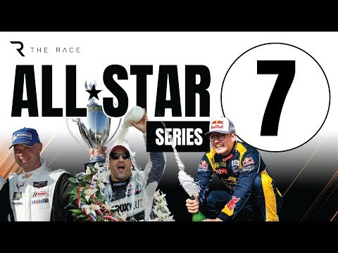 Image: LIVE: All-Star Series including Button, Fittipaldi and Montoya
