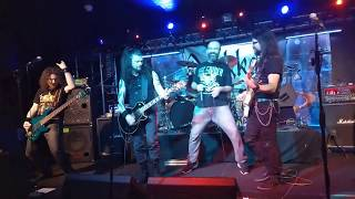 Drakkar - Pure of Heart - live Dagda Retorbido (PV) 27/04/18
