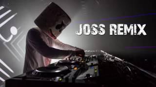 Dj Marshmello Alone Vs Love Me Love You [Bro Joss Remix]