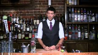 How to Make a Moscow Mule - Cocktail Tutorial - Cocktails U