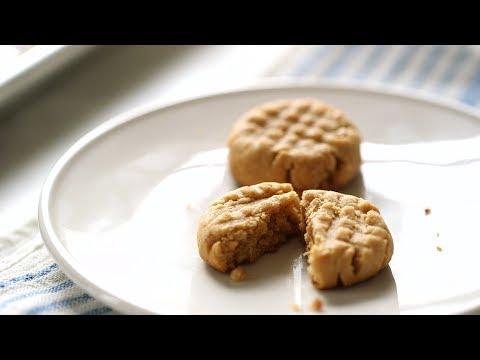 Peanut Butter Cookies- Everyday Food with Sarah Carey