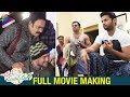 Chal Mohan Ranga Full Movie Making   Nithiin   Megha Akash   Thaman S   Pawan Kalyan   Trivikram