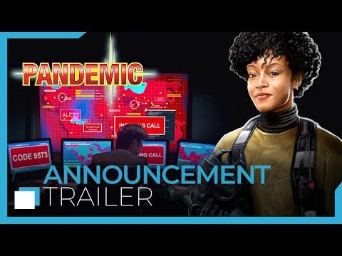 Pandemic - Announcement Trailer thumbnail