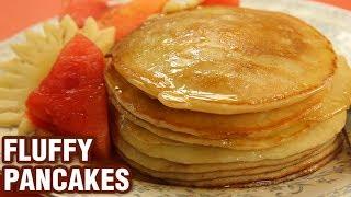 Fluffy Pancake Recipe - 5 Ingredients Pancake - Breakfast Recipe - Varun