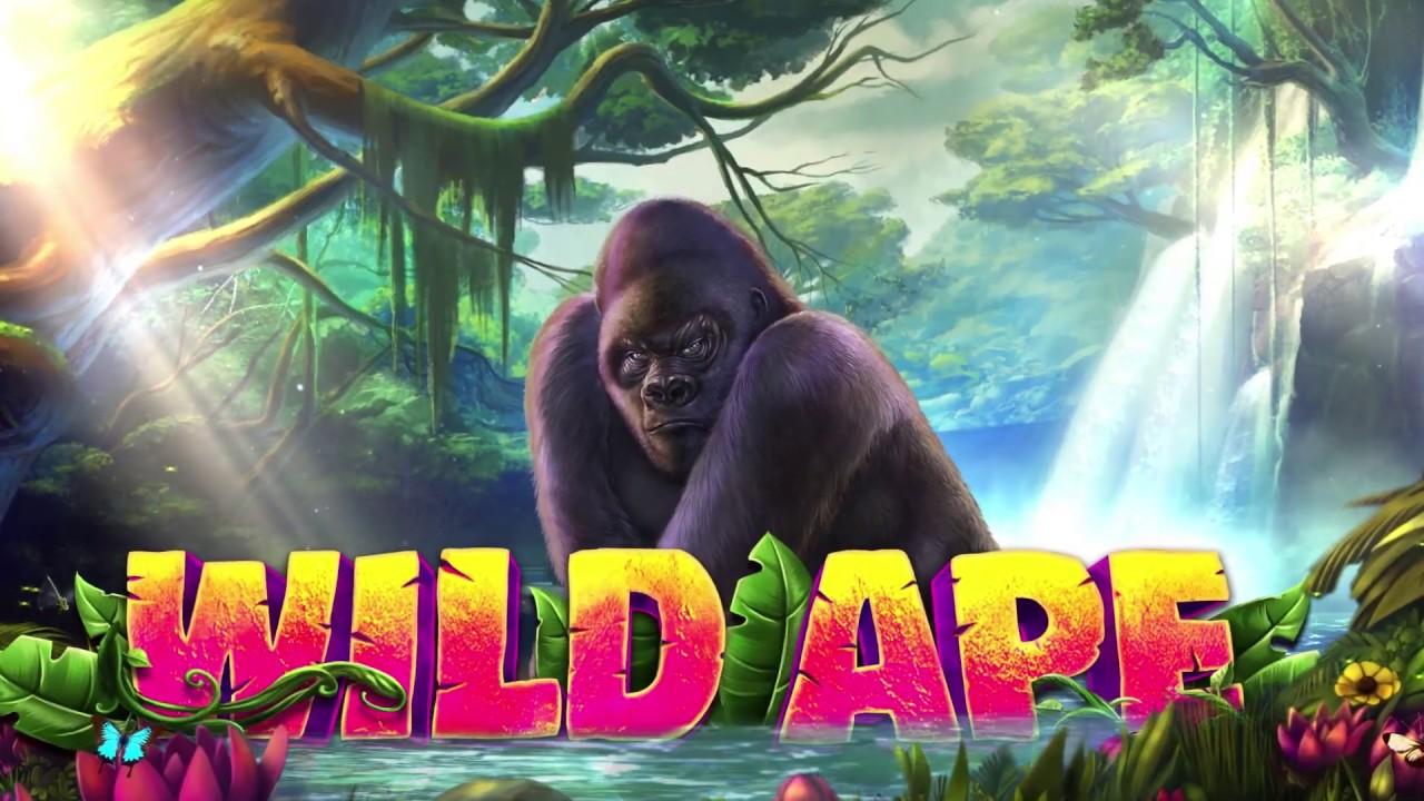 Wild Ape från iSoftBet