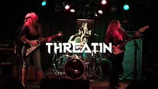 High Priestess opens for Threatin at SOLD OUT show! Totally Real!!  11/10/18