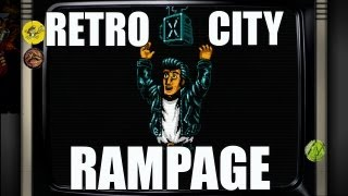 preview picture of video 'Retro City Rampage References - Review, Gameplay - XBLA'