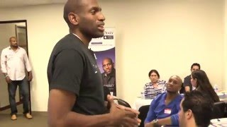 Cashflow 101 Live Game with J. Massey - October 2014
