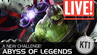 FINAL PATH! - Abyss Of Legends Live! Stream 7! - Lets Finish This!