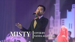 MISTY - Frank Sinatra (Lyric Video) [ Cover by Nanda Alghifari ]