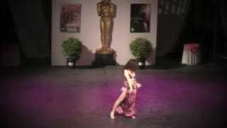 preview picture of video 'Sandra Esteve 17a nit de gala 2013 Cardedeu'