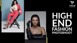 High End Fashion Photography With Fiton Gjonbalaj