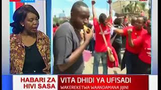 Leo Mashinani mazungumzo: Wakenya wakerwa na hali ya ufisadi nchini