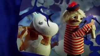 12月2日公開映画『ムーミンとウィンターワンダーランド』MoominswinterwonderlandPV