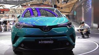 Toyota CHR Kembali Dipajang di GIIAS 2017, Ini Teknologinya