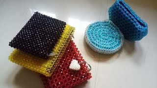 Beaded purses designs My collections