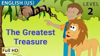 "The Greatest Treasure: Learn English (US) with subtitles - Story for Children ""BookBox.com"""