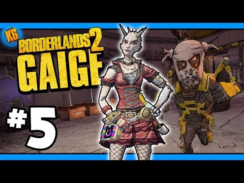 DOUBLE DOUBLE EFFERVESCENT DROPS?! - Road to Ultimate Gaige - Day #5 [Borderlands 2]