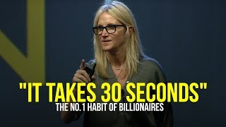 The No.1 Habit Billionaires Run Daily