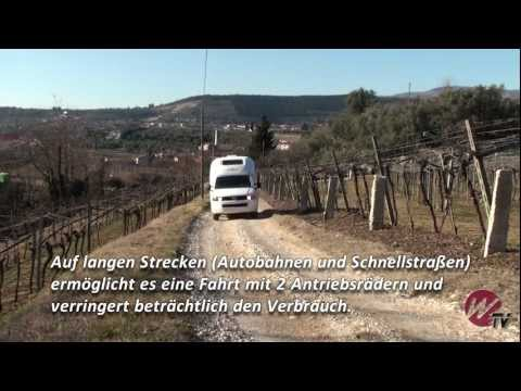 Wingamm Micros VW 4Motion Reisemobil - Experience the difference