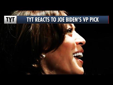 TYT Reacts to Joe Biden's VP Pick, Kamala Harris