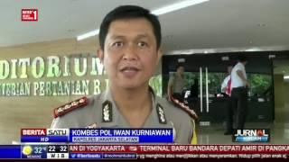 Polres Jaksel Rapat Pengamanan Sidang Ahok