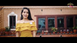 Ashmita Maharjan Finalist Miss Nepal 2019 Introduction Video