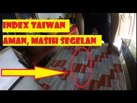 Cara kirim barang melalui INDEX DI TAIWAN