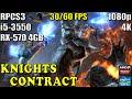 Knights Contract Rpcs3 ps3 Emulator Core I5 3550 Rx 570