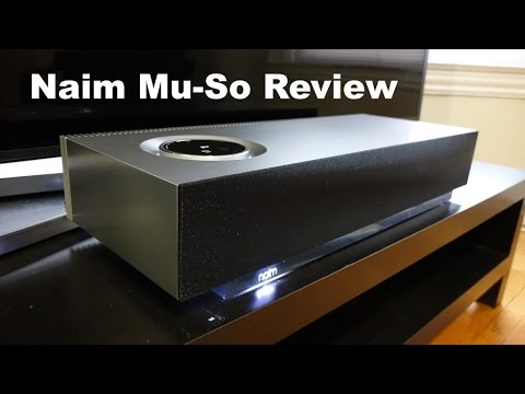 Review of Naim Mu-So Premium Speaker