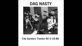 Dag Nasty - Live at City Gardens, Trenton, NJ - May 18th, 1988 (AUDIO)