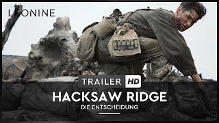 Hacksaw Ridge - Die Entscheidung Film Trailer