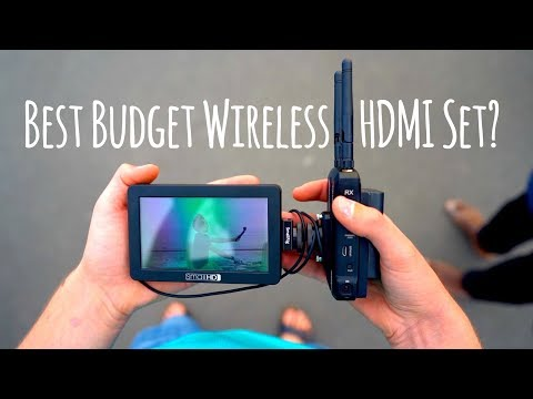 Best Budget Wireless HDMI Set? - Hollyland MARS 300 Review
